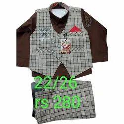 Boy Wedding Wear Kids Cloth