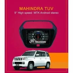 USB Supported Mahindra Tuv Car Android Music System