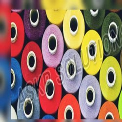 Dyed Polyester Thread, For Textile Industry