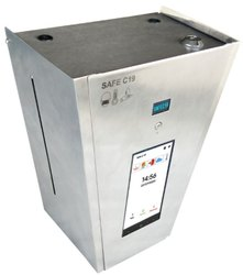 Automatic Hand Sanitizer & Temperature With Mask Detection