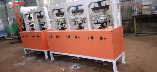 Supari Leaf Plate Making Machine