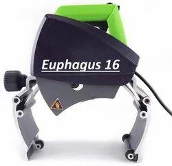 Euphagus 16 Portable pipe cutting machine