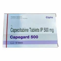 500mg Capecitabine Tablets IP