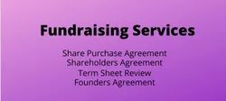 Fundraising Services, Frequency Of Service: Yearly
