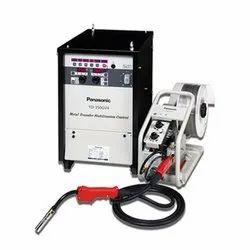 Three Phase Panasonic MIG Welding Machine, Air Cooled, Automation Grade: Semi-Automatic