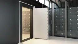 Mild Steel High Security Vault Door