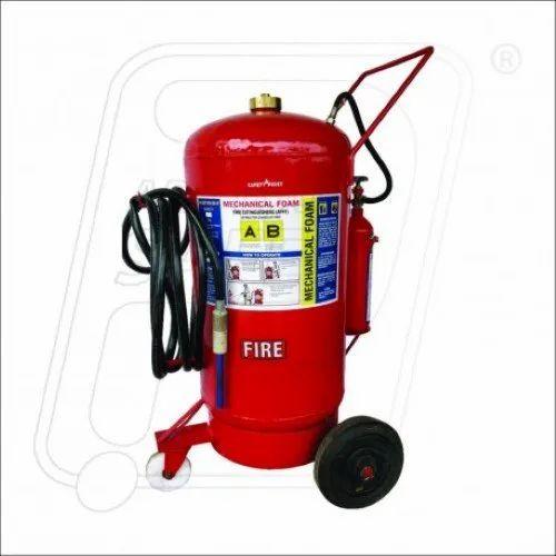 Fire Ext. M.Foam Type 125 Ltr Outside C02 cartridge