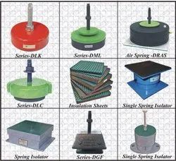 Anti Vibration Mount Round, For Industrial
