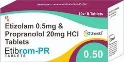 ETIBROM-PR 0.5 MG Tablets