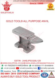 Gold Tool Horn Anvil Gold Smith Tools