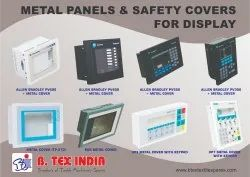 METAL PANELS AND SAFETY COVERS FOR DISPLAY