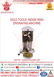 Gold Tool Ring Engraving Machines