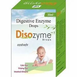 Digestive Enzyme Drops For Babies