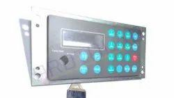 Membrane Keypad With Key Lock