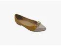 Autumn/spring Awc-122 Women Heel Ballerina Shoes, Size: 38