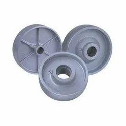 Cast Iron Medium Pressure CI Wheel Casting, For Industrial