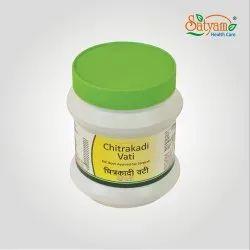 Chitrakadi Vati, 500 Gm,包装类型:瓶