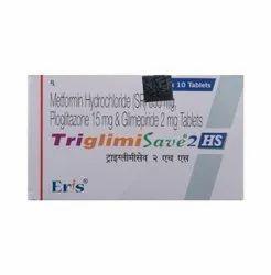 Triglimisave 2 HS Tablet SR