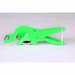 Plastic Vegetable Cutter With Peeler