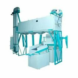 Popped Makhana Grading Machine
