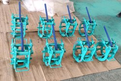 External Pipe Lineup Clamp Manual