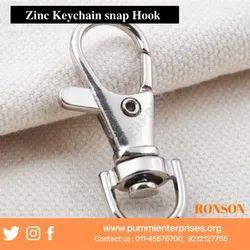 Zinc Keychain snap Hook