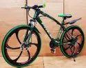 Jaguar Frame Green MTB Cycle