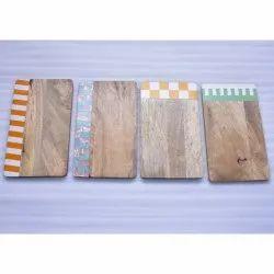 CII-563 Serving Wooden Platter