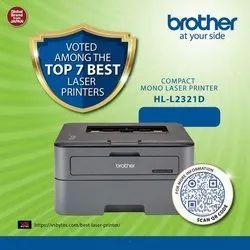 HL-L2321D Brother Laser Printer, For Office