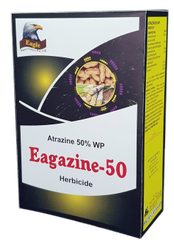 Atrazine 50% WP Eagazine Herbicide