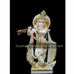 3.3 Feet Krishna Statues