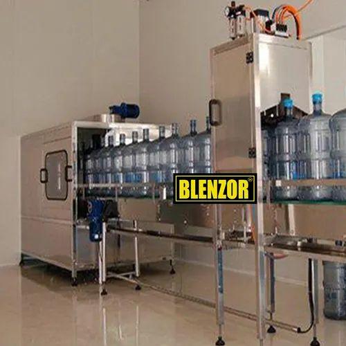 Water 20Liter Jar Packing Machine