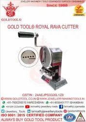 Gold Tool Royal Rava Cutter For Cutting Rava & Tar