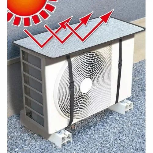 Ac Outdoor Heat Proof Cover At Rs 250, Outdoor Air Conditioner Covers