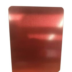 Mirror Buffing Coating Service On SS Sheet