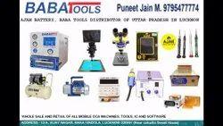mobile repairing tool and equipment