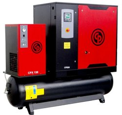 Chicago Pneumatic 15-40 HP Flexible Drive Rotary Screw Compressors