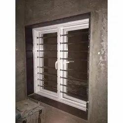 Royal Innovation Modern THREE IN ONE Aluminium Casement Window, For Home, Size/Dimension: 3 X 5 Feet