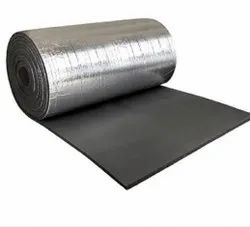 NITRILE INSULATION SHEET WITH ALUMINUM FOIL