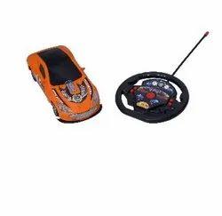 Plastic 52654 Kids Hybrid Remote Car