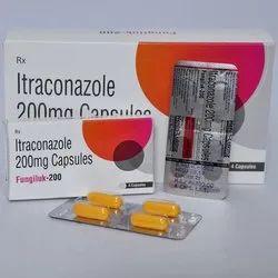 Itraconazole 200mg Capsules