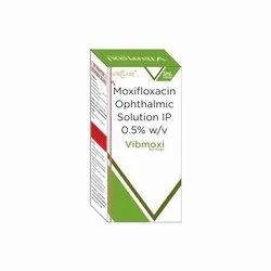 Moxifloxacin Hydrochloride