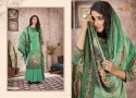 Pearl By Tunic House Digital Print And Additional Handwork Dress Material Catalog