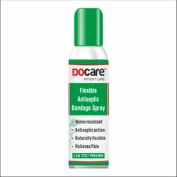 Docare Flexible Antiseptic Bandage Spray