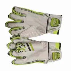 BDR Sports Velcro Matrix Cricket Batting Gloves, Size: Full