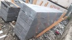 R Black Granite Stone Slabs