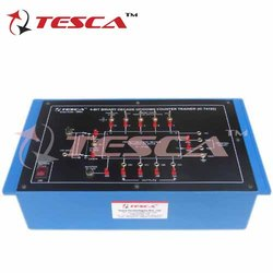 4-Bit Binary Decade UP/down Counter Trainer