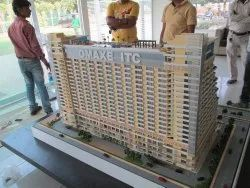 Architectural Model Shopping Mall Greater Noida