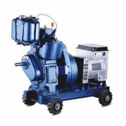 Benison Powers 1500 Rpm 12.5 KVA 3 Phase Alternator, Voltage: 415 Volts
