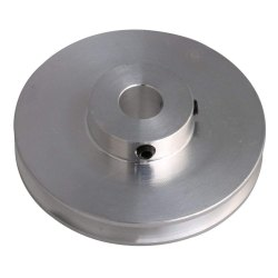 Aluminium Groove Pulleys